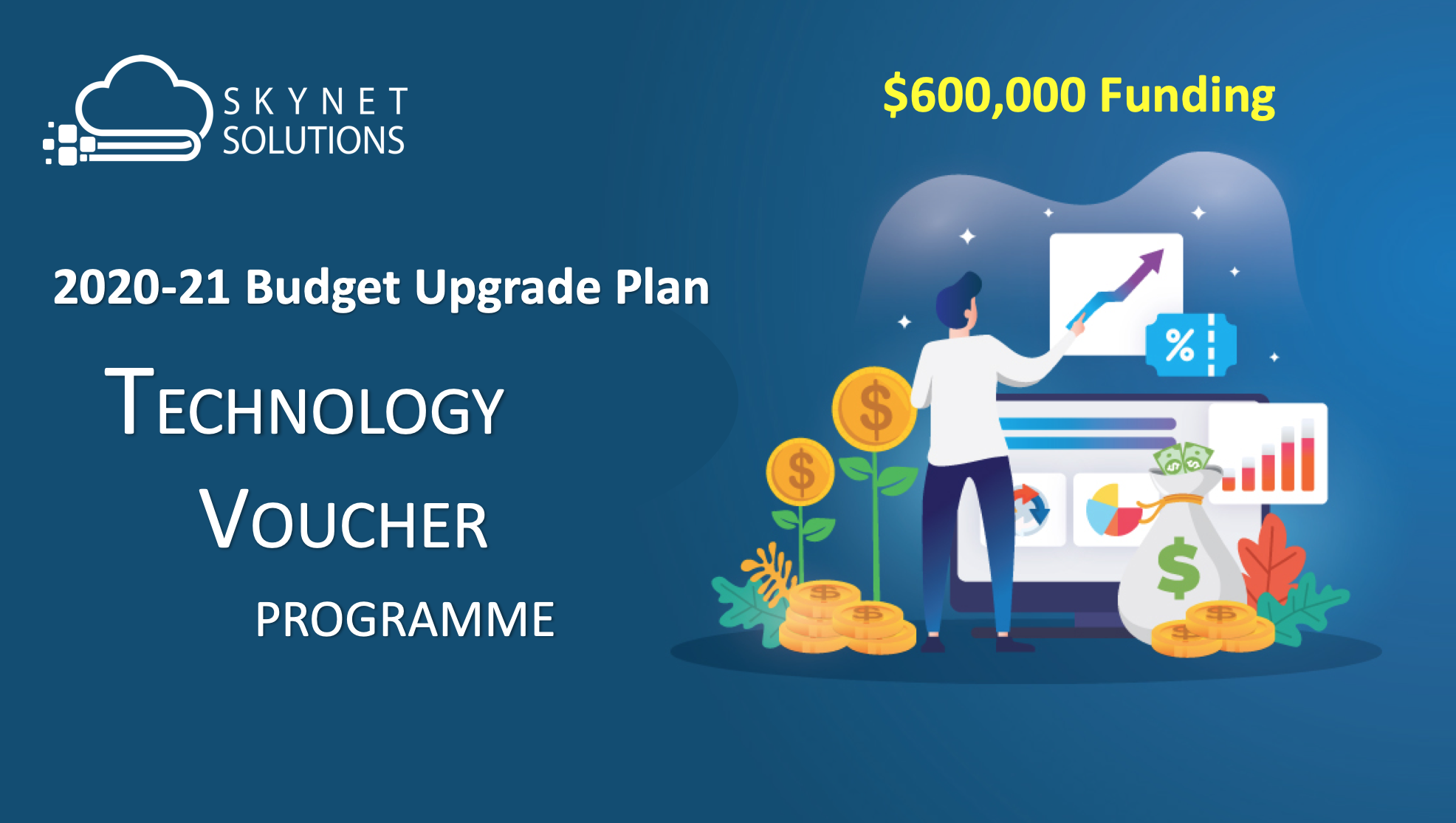 The Best Timing to Take Advantage of Technology Voucher Programme (TVP) for HR system!
